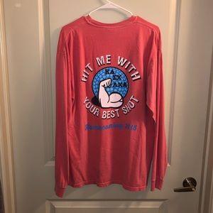 Comfort Colors KD homecoming shirt - large